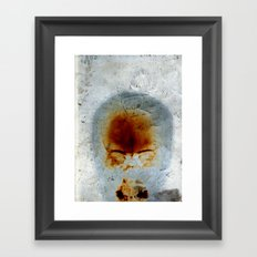 Personal Space 7 Framed Art Print