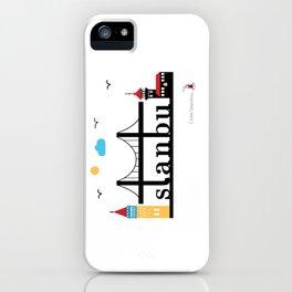 Istanbul. iPhone Case