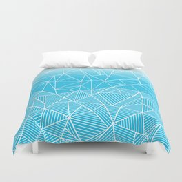 Ab Half And Half Electric Duvet Cover