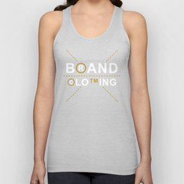 B®AND ©LO™ING Unisex Tank Top