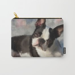 Dog 150 Boston Terrier Carry-All Pouch