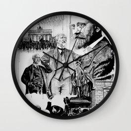 Philipp Scheidemann - NOVEMBERREVOLUTION Wall Clock