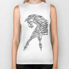 Geometrically Sound Biker Tank