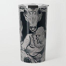 Satan's ball Travel Mug