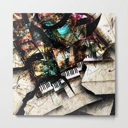 Concerto III Metal Print