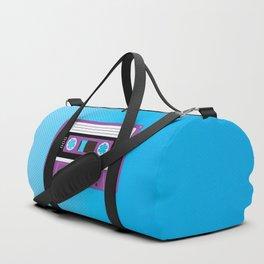 Purple Rain Duffle Bag