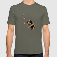 Snitch LARGE Mens Fitted Tee Lieutenant