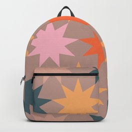 big stars big dreams pattern 3.1 Backpack