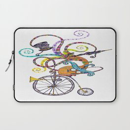 Topsy Turvy Toff Laptop Sleeve