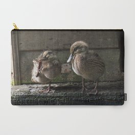 Happy duckling Carry-All Pouch