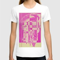 pop art T-shirts featuring Pop by MonsterBrown
