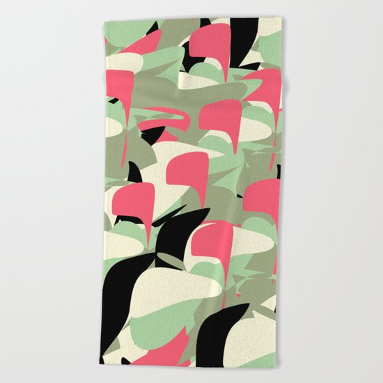Copy and Paste III Beach Towel