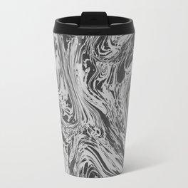 Grey Grass Travel Mug