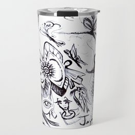 THE WORLD OF FAIRIES Travel Mug