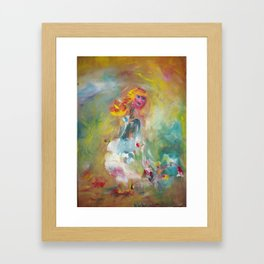 Nice! Framed Art Print