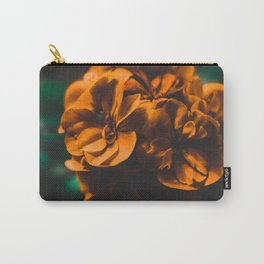 Vintage flowers Carry-All Pouch