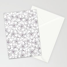 Cherry Blossom Pink - In Memory of Mackenzie Stationery Cards