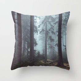 Dreamy Journey Throw Pillow