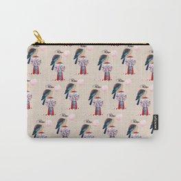 Kookaburra Gumball Machine Carry-All Pouch