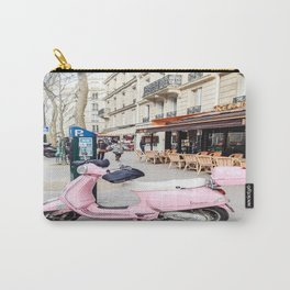 Paris Scooter Carry-All Pouch