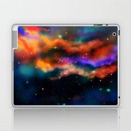Galactic Nebula (Dark Version) Laptop & iPad Skin