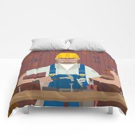 Engineer Comforters