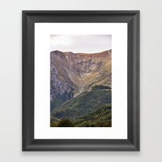 Mountain 1 Framed Art Print