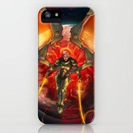 Destroyer of Worlds iPhone Case