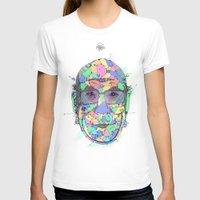 lama T-shirts featuring Dalai Lama by Melting Sky