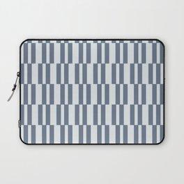 Matera Blue Stripe Laptop Sleeve