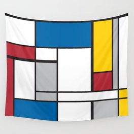 Design by Bill Caddell Series1-4 Wall Tapestry