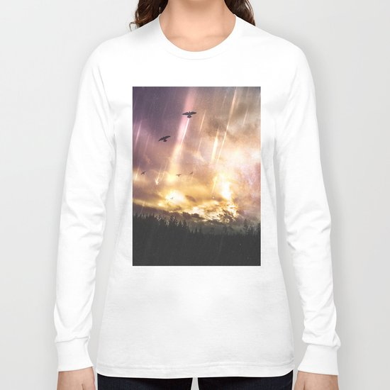 The stars where wrong Long Sleeve T-shirt