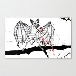 BIDIGIRI ZINIA Canvas Print