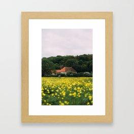 Seven Sisters II Framed Art Print