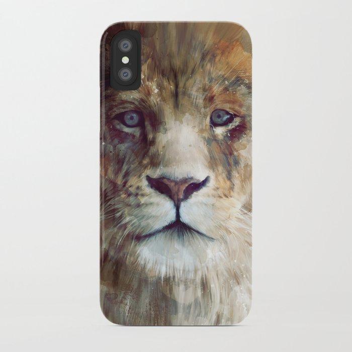 Lion // Majesty iPhone Case