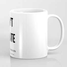 Can't Relate Coffee Mug