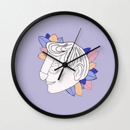 Dickface III Wall Clock