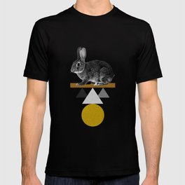 Tribal Rabbit T-shirt