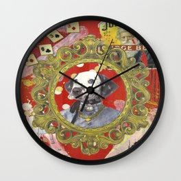 "Adina ""Dotty"" Zivkovic Wall Clock"