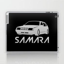 Lada Samara - silver - Laptop & iPad Skin