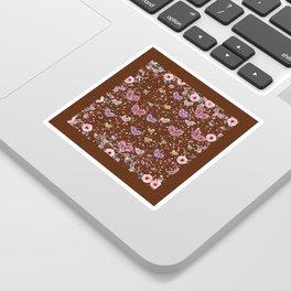 Flower Garden 3 Sticker