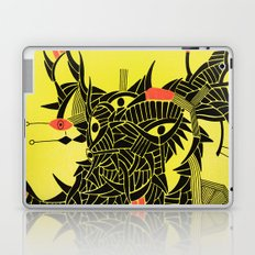 - down - Laptop & iPad Skin