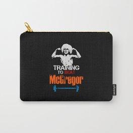 Khabib Nurmagomedov - Training to beat McGregor Carry-All Pouch