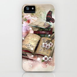 little pieces of me iPhone Case