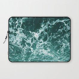 Upside Down Sea Water Splash Laptop Sleeve
