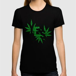 Yes to Cannabis Legalization T-shirt