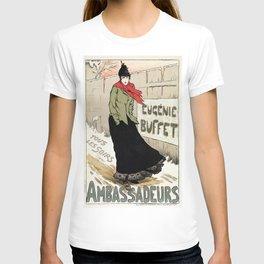 Eugénie Buffet winter T-shirt