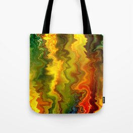 Colorful Thoughts by rafi talby Tote Bag