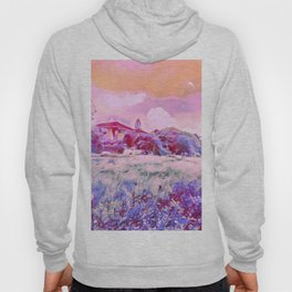 In A Field Of Roses She Is A Wild Flower Hoody