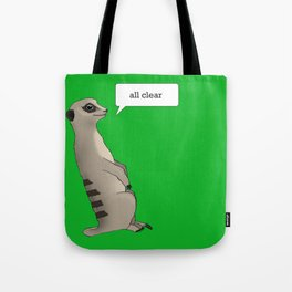 Guardsman of the year 3 Tote Bag